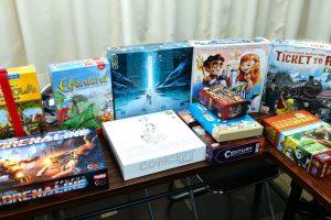 一宮ボードゲーム交流会日記 11月26日(日)テレストレーションなど