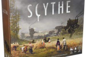 SCYTHE(サイズ)会開催日記。一宮ボードゲーム交流会スピンオフ企画